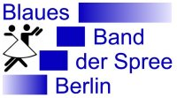 Blaues Band Berlin - Logo